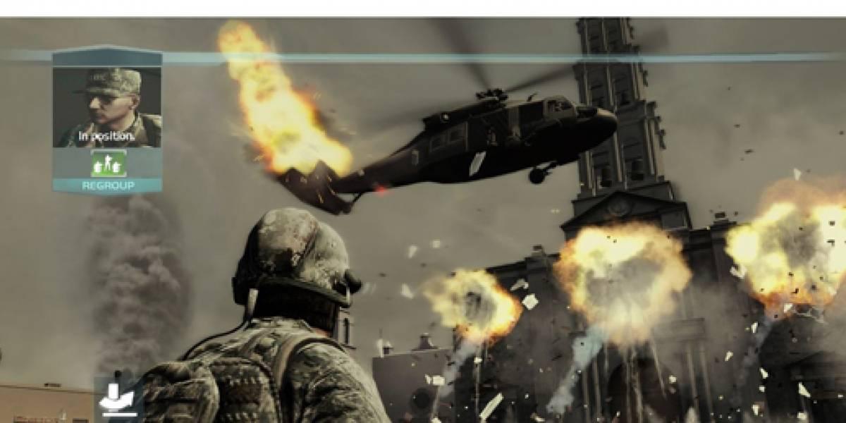 Próximamente Ghost Recon para PSP