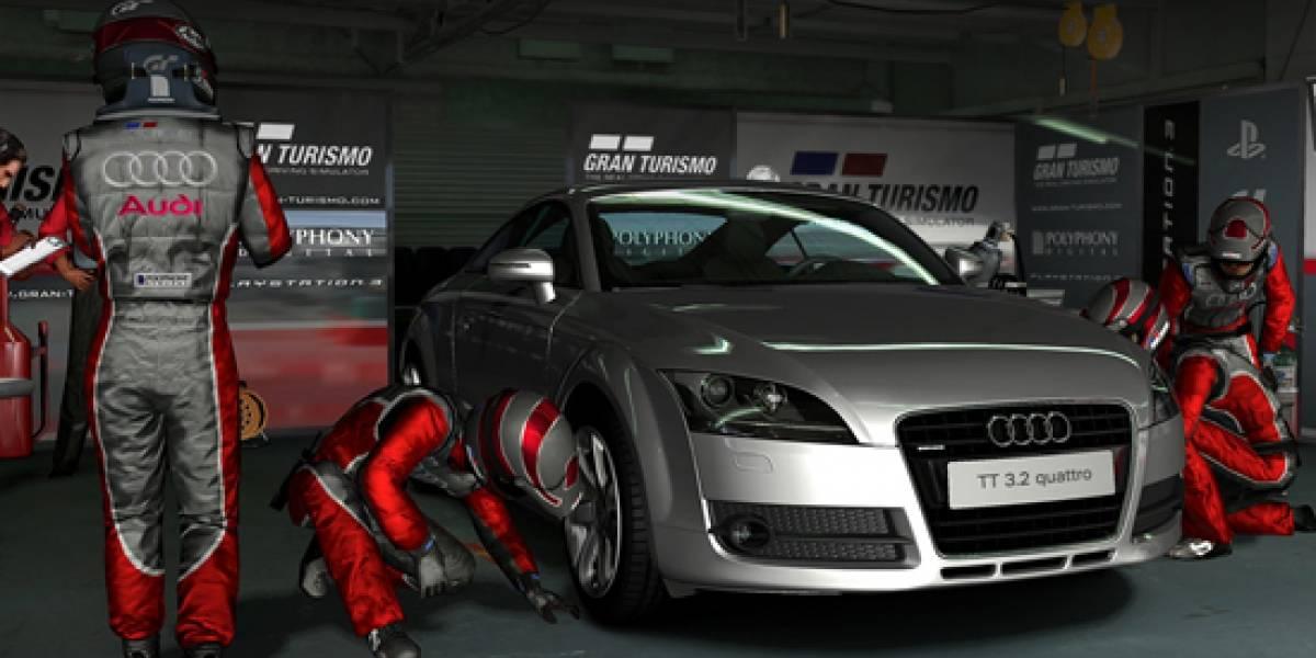 Se retrasa Gran Turismo 5