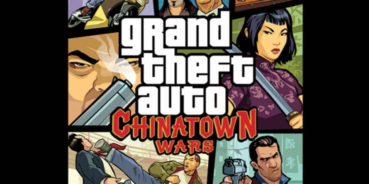 Fecha para Chinatown Wars en PSP