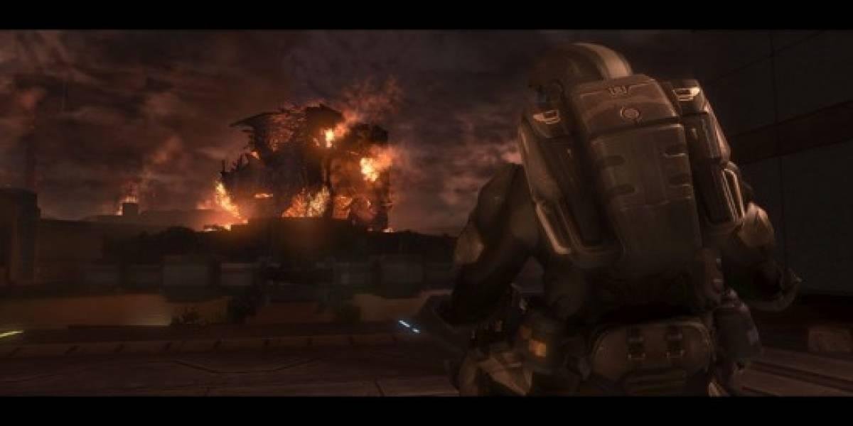 Imágenes, trailer e info de Halo: ODST [Comic-Con 09]