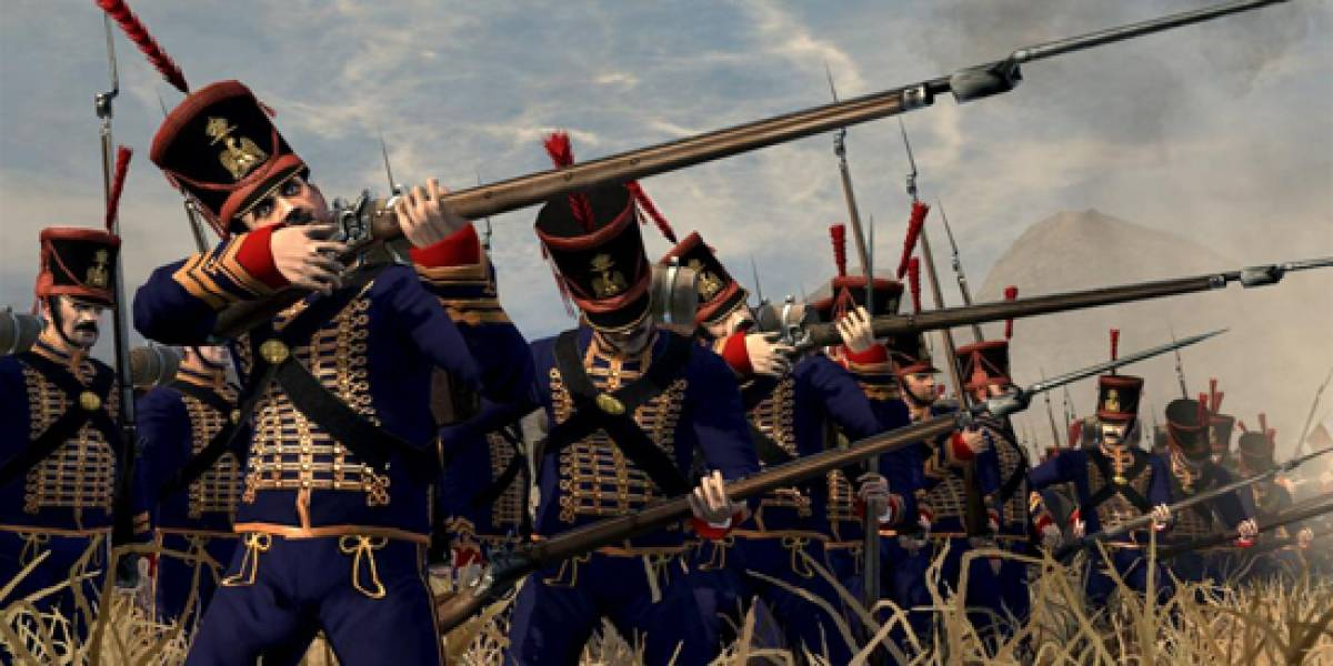 Gratis nuevo DLC de Napoleon: Total War