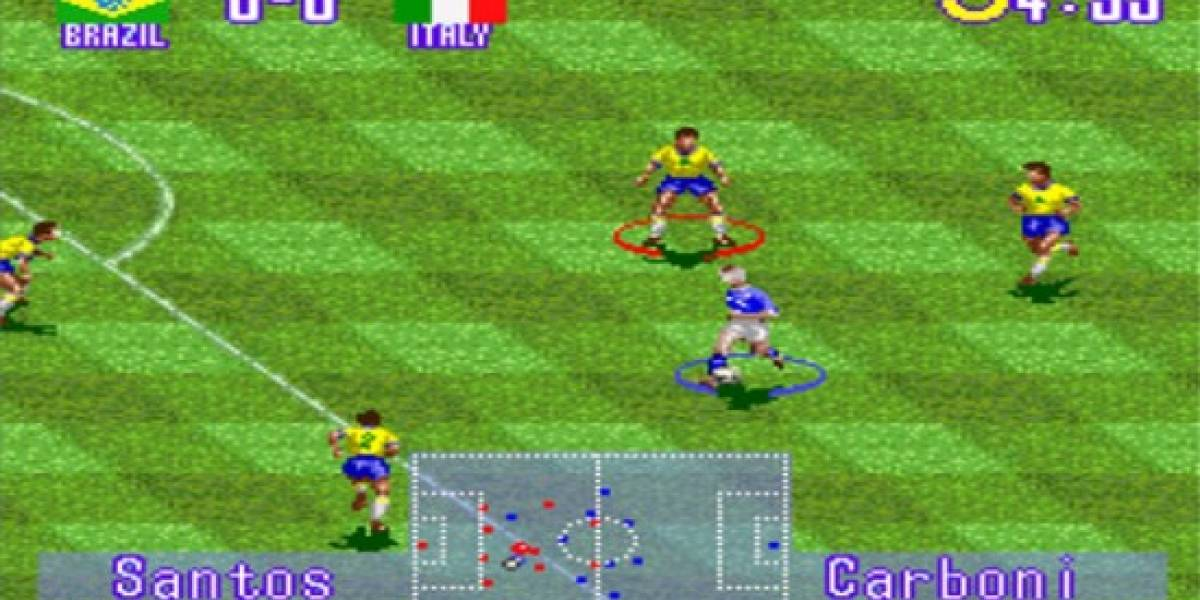 (125) Recordando a International Superstar Soccer Deluxe