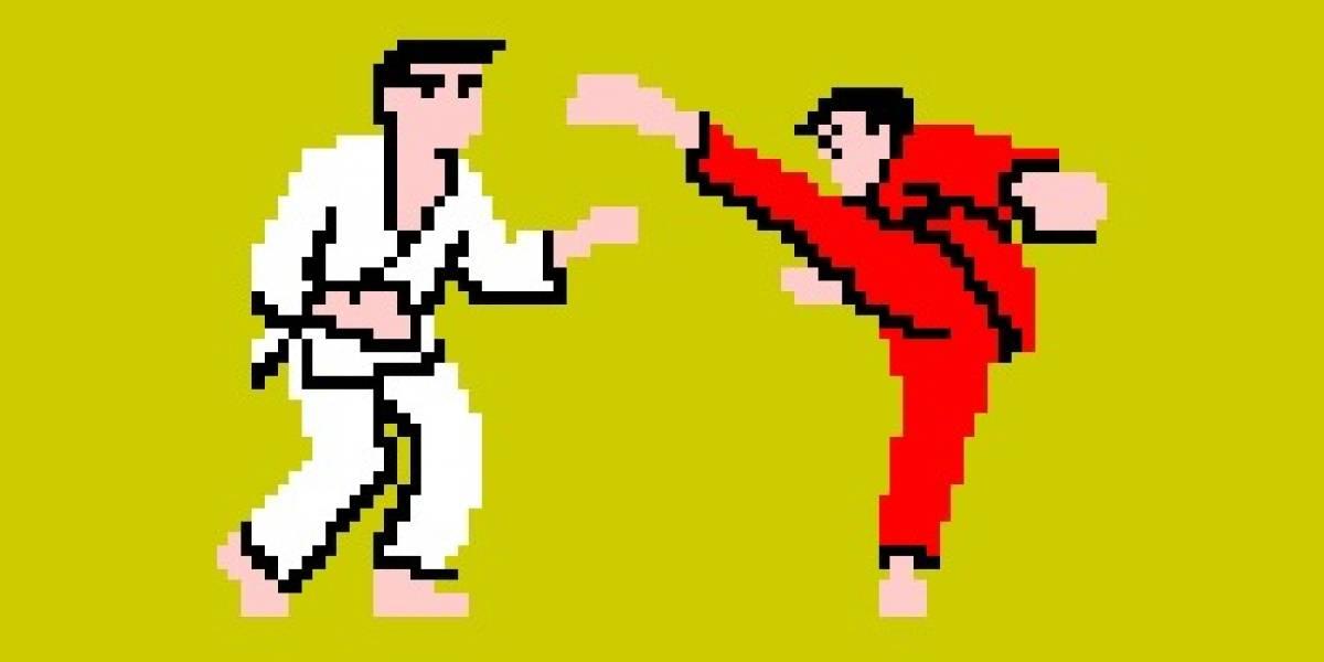 Karate Champ, otro clásico que llega al iPhone