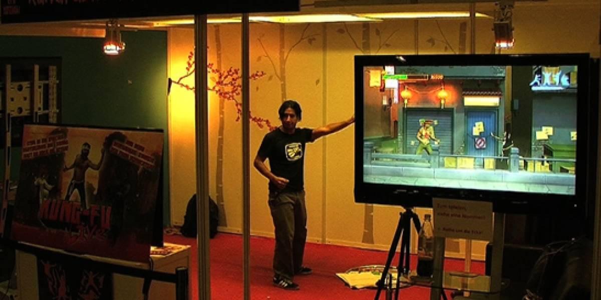 Kung Fu Live A primera vista