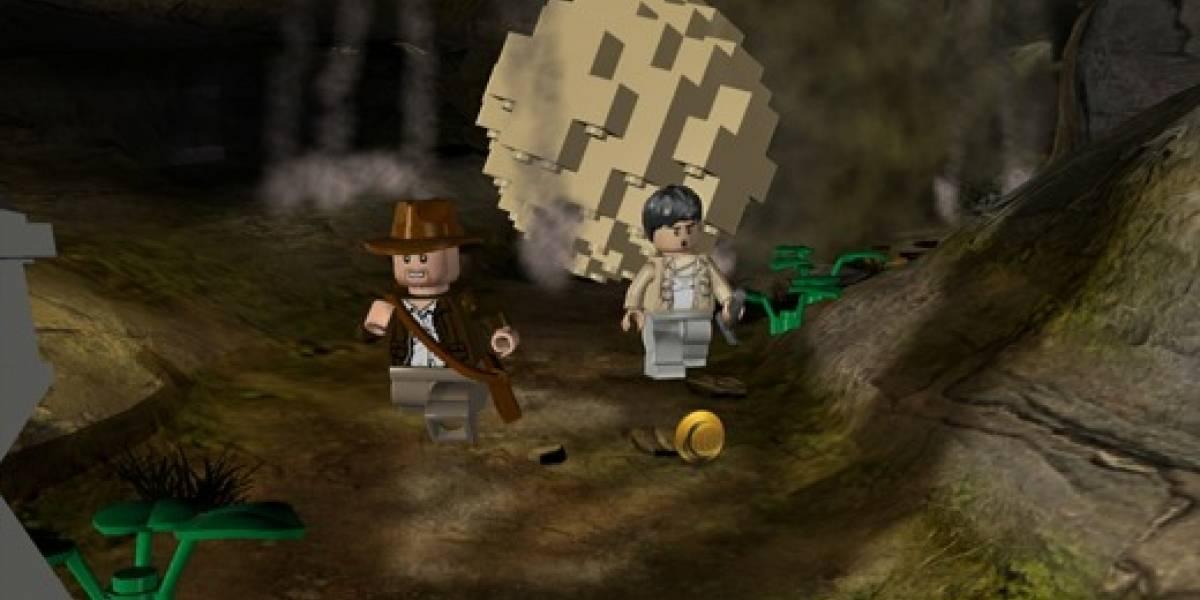 Demo de LEGO Indiana Jones 2 disponible en Xbox Live
