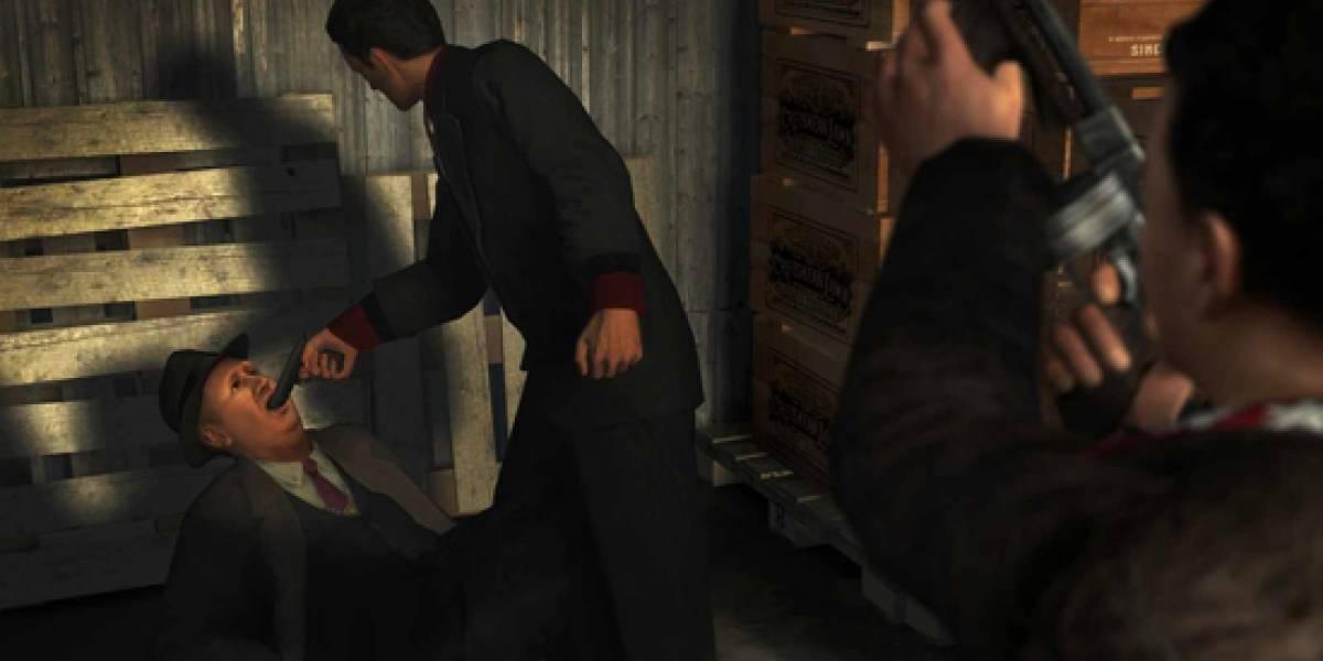 Mafia II da DLC gratis para los que compren el juego nuevo (sólo en PS3)