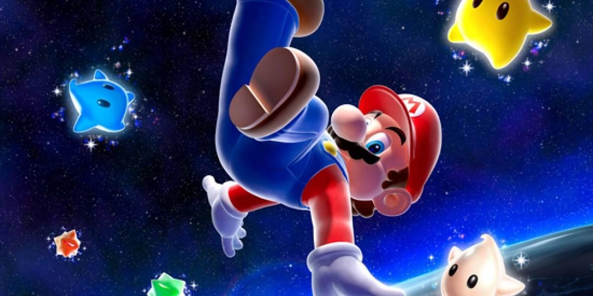 Mario Galaxy 2 y Metroid: Other M llegarán en verano