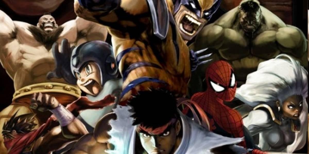 Capcom hace ganga en juegos de pelea en PSN