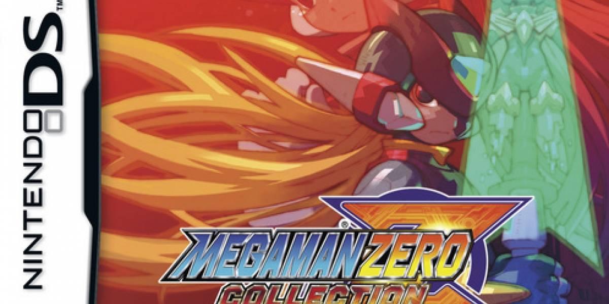 Capcom fecha Mega Man Zero Collection en América
