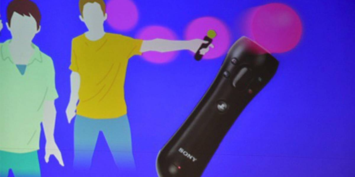 Motion Controller de Playstation retrasado para Otoño 2010