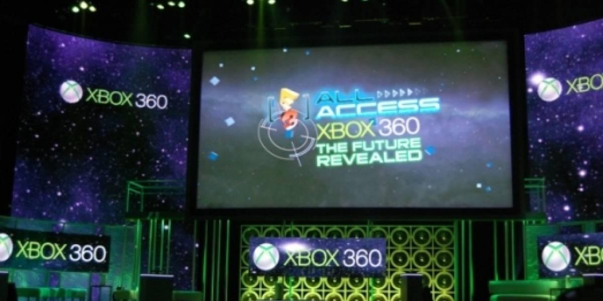 Conferencia de prensa de Microsoft [E3 2010]