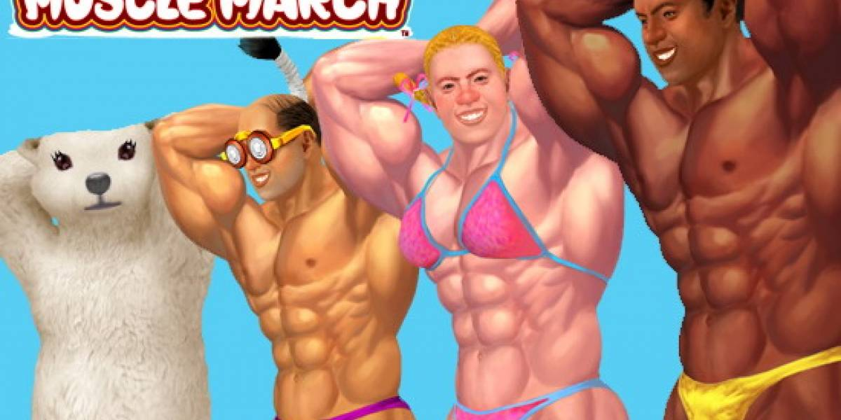 Muscle March [NB Labs]