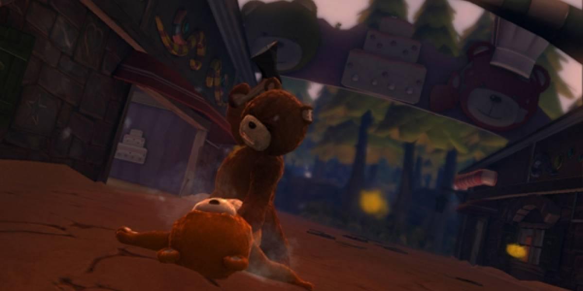 Llega Naughty Bear este 2010