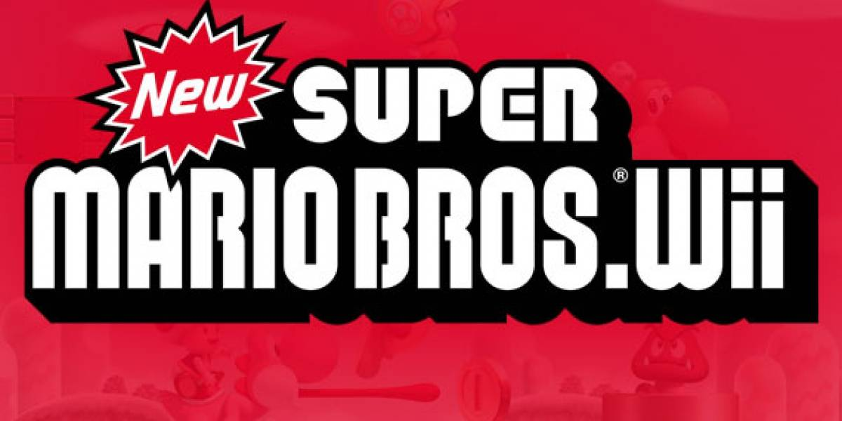 NEW! Super Mario Bros. Wii [NB Labs]