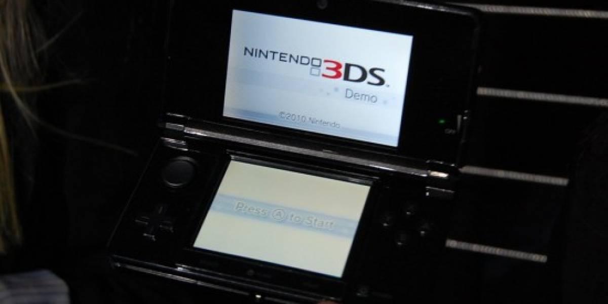 Nintendo 3DS a primera vista [E3 2010]