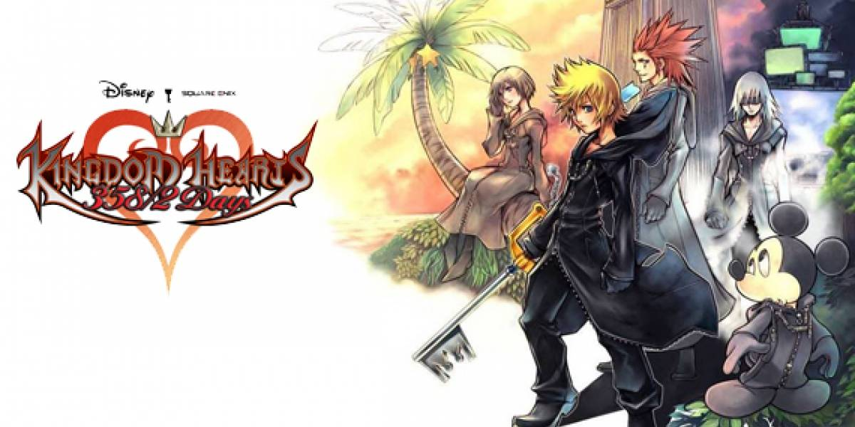 Kingdom Hearts 358/2 [NB Labs]