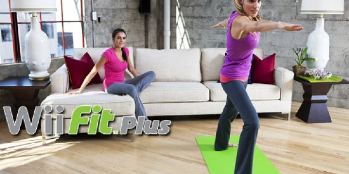 Wii Fit Plus [NB Labs]