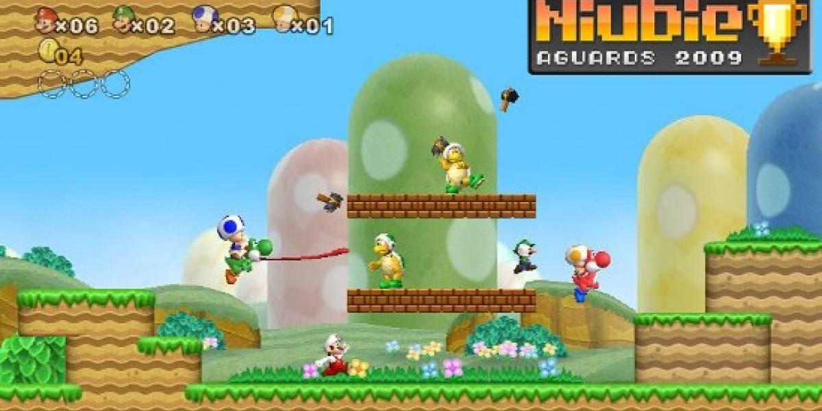 Mejor Juego de Wii [NB Aguards]