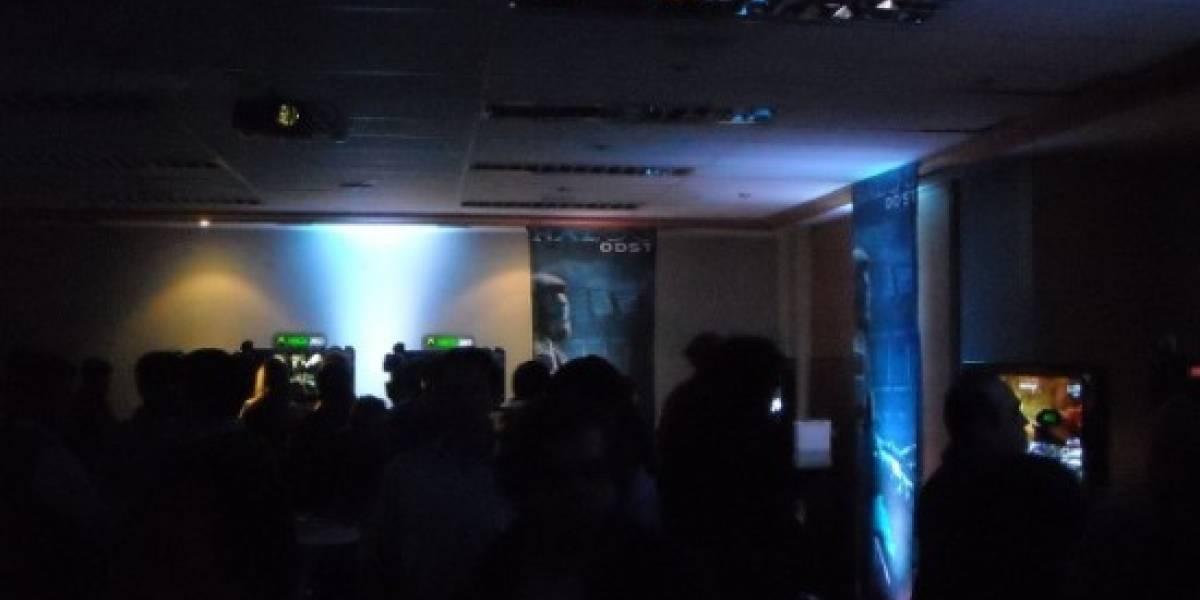 Lanzamiento oficial en Chile de Halo 3: ODST
