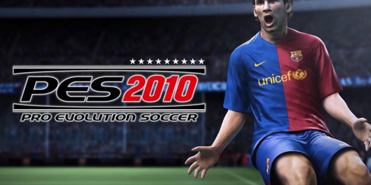 Pro Evolution Soccer 2010 [NB Labs]