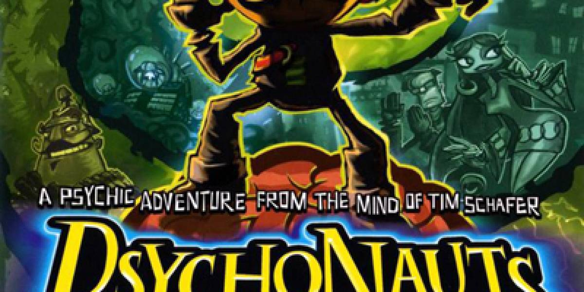 Ganga temporal: Psychonauts en Steam
