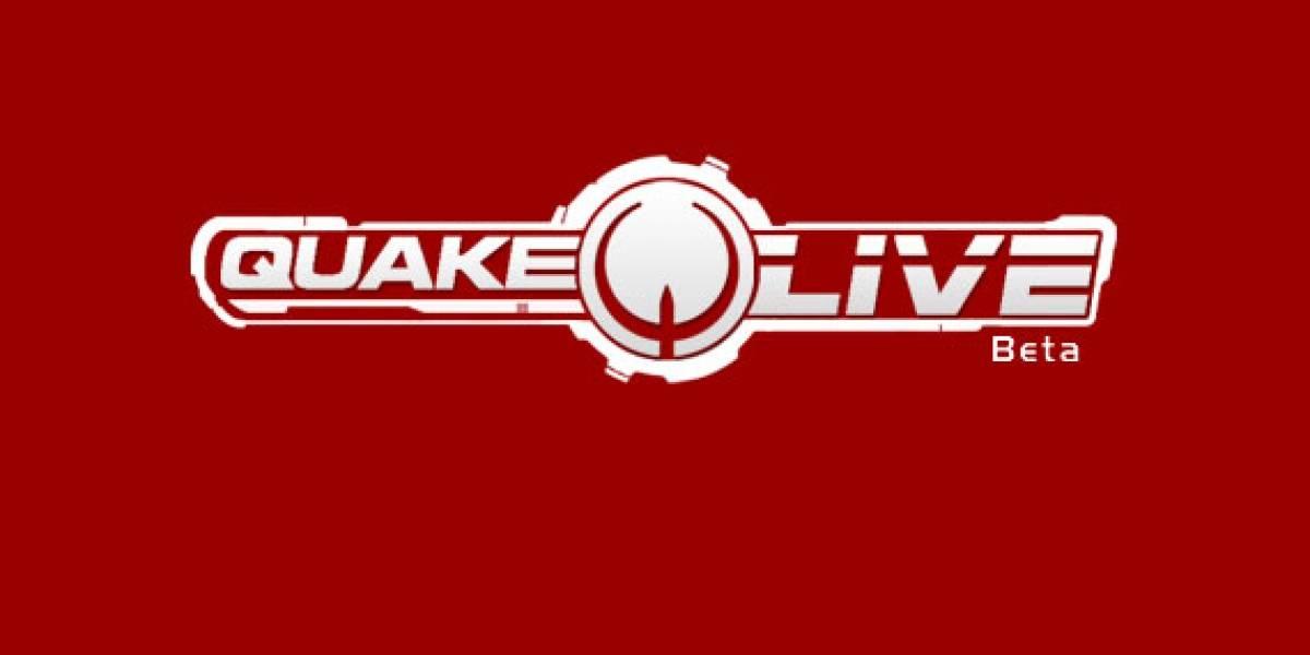 Quake Live con servidores en Latinoamérica