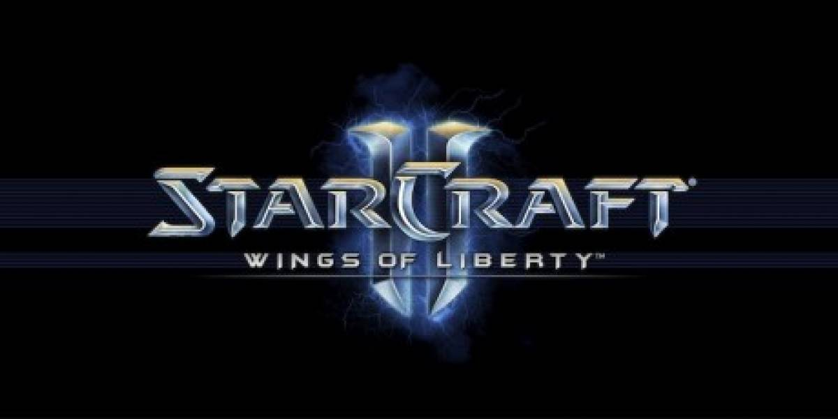 StarCraft II a primera vista [BlizzCon 2009]