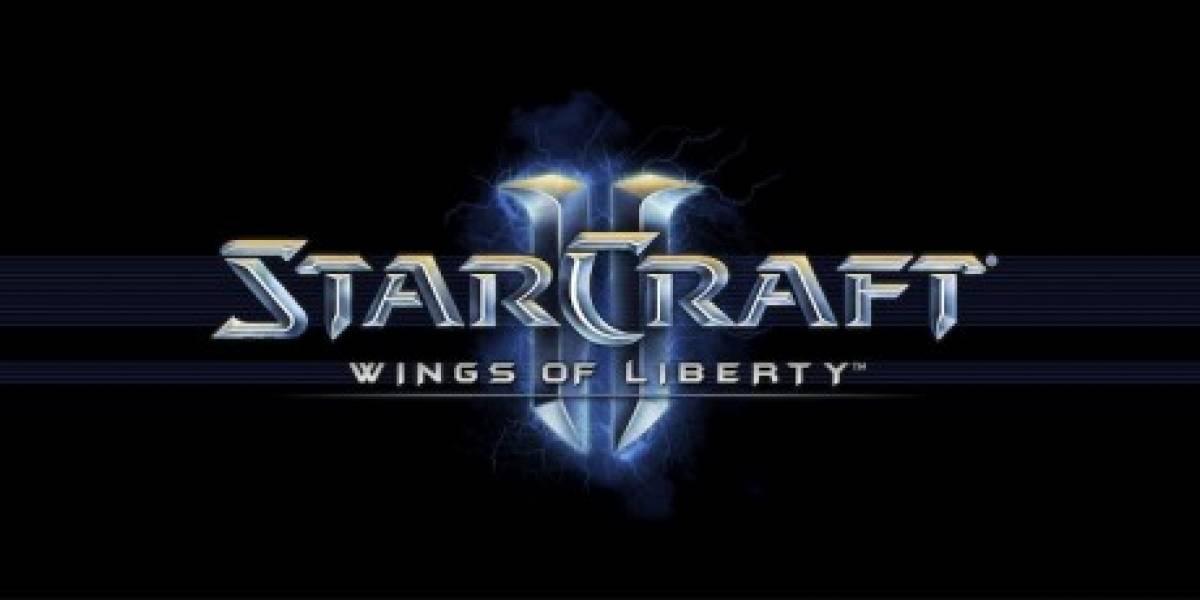 La tecnología de las razas de Starcraft II