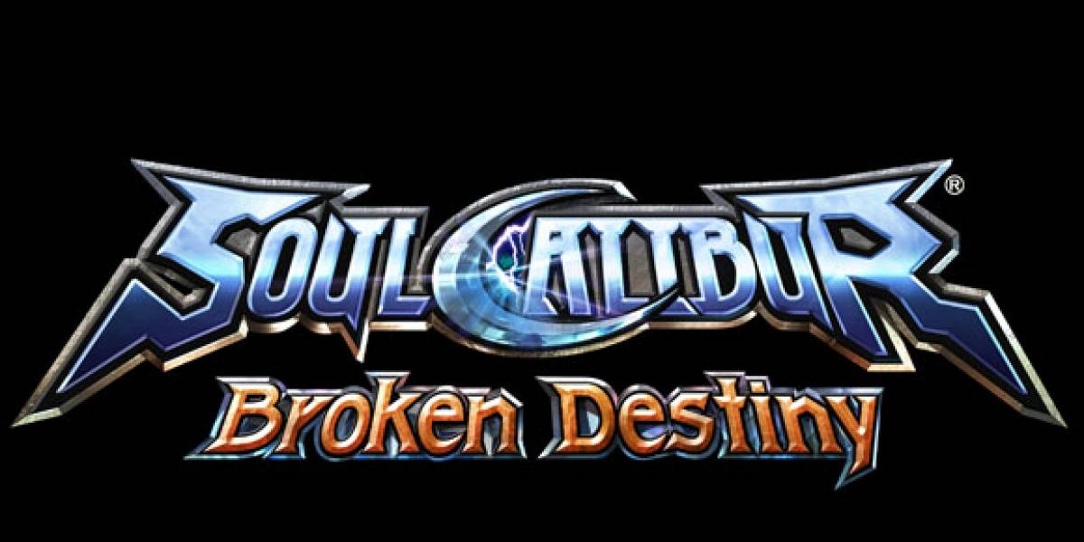 Soul Calibur Broken Destiny [NB Labs]