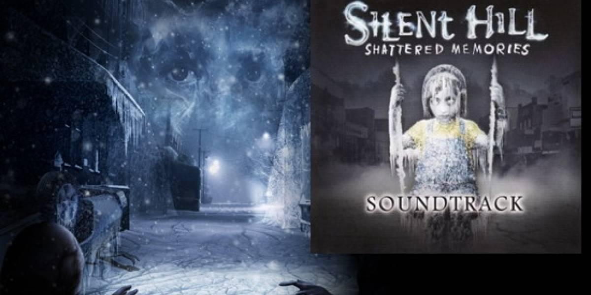 Silent Hill: Shattered Memories Original Soundtrack [NB Saunds]