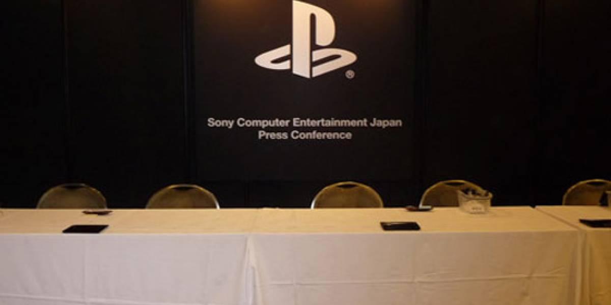 Conferencia de Prensa de SCE Japón en vivo [TGS 09]
