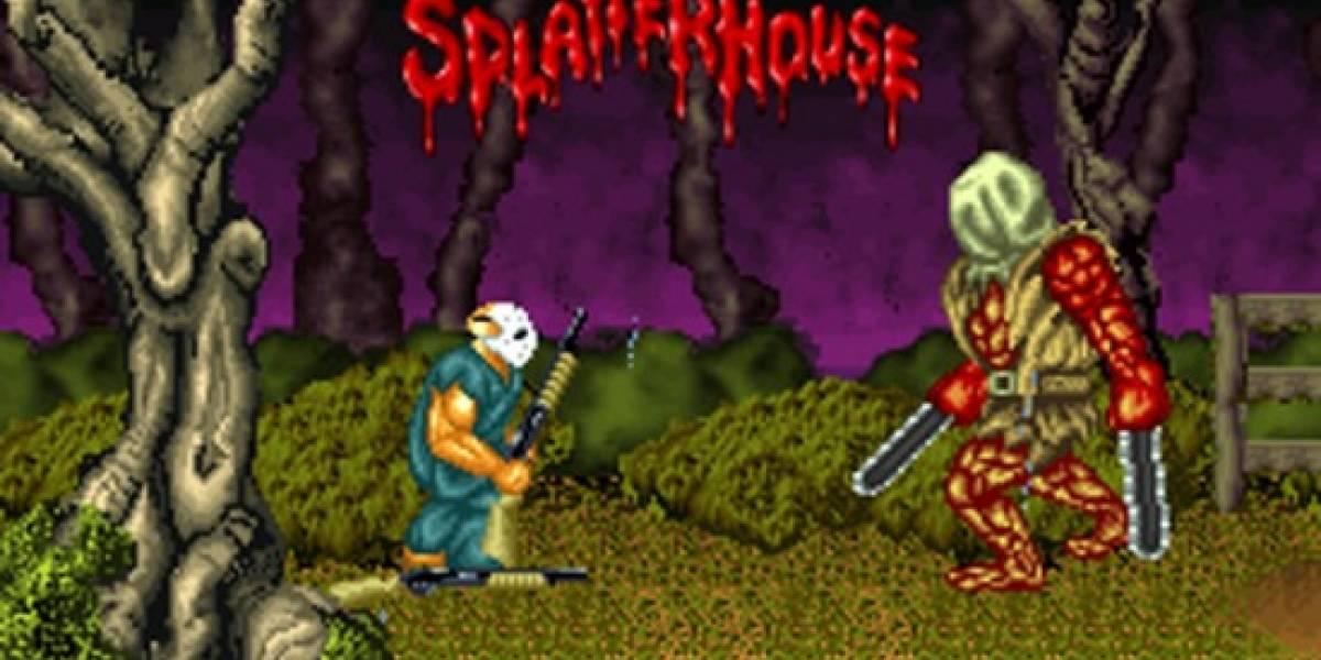 Próximo Splatterhouse incluíra los juegos originales