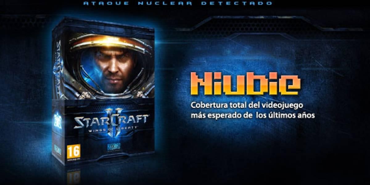Ataque Nuclear Detectado: Hoy se lanza StarCraft II