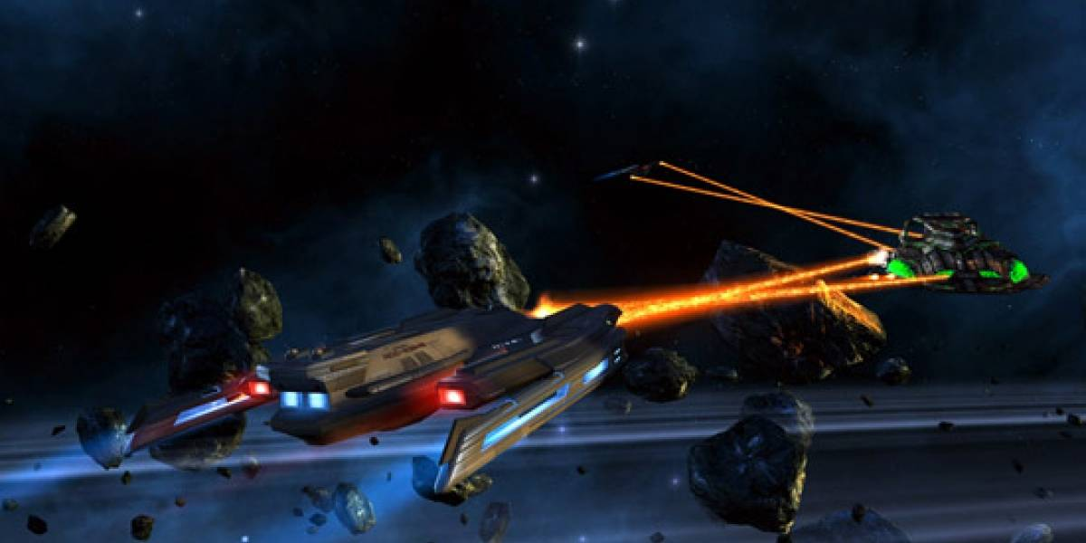 Star Trek Online beta en Europa ya disponible
