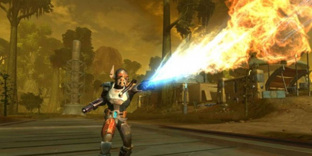Un vistazo a Star Wars: The Old Republic