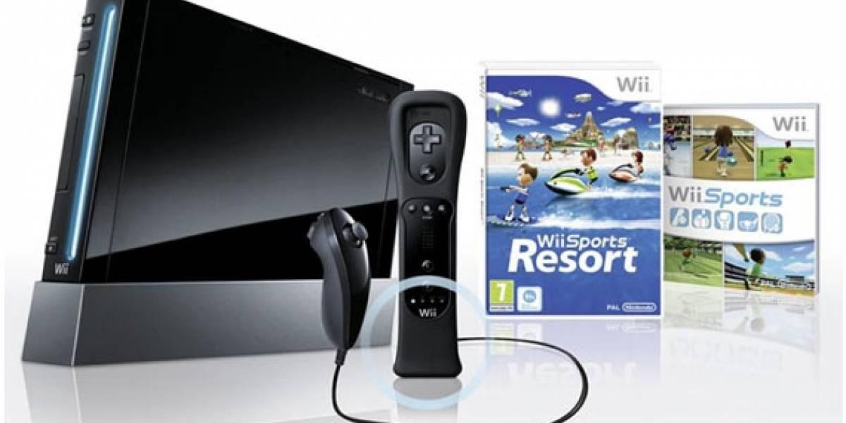 Se han vendido más de 30 millones de Wii en Estados Unidos