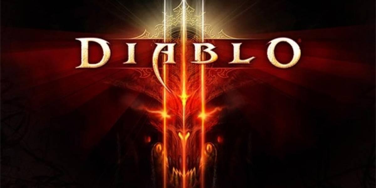 No hay planes de lanzar Diablo III en consolas [gamescom 2010]