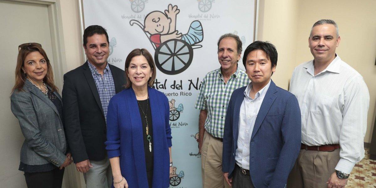 Hospital del Niño recibe donativo para renovar sistema de aire acondicionado