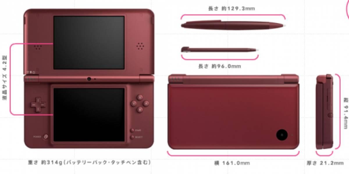 Llega el Nintendo DSi XL a tierras americanas [Nintendo Media Summit]