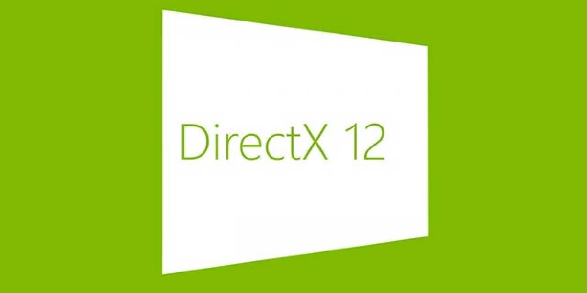 GPUs DirectX 12 nativos tendrán un rendimiento 600% superior