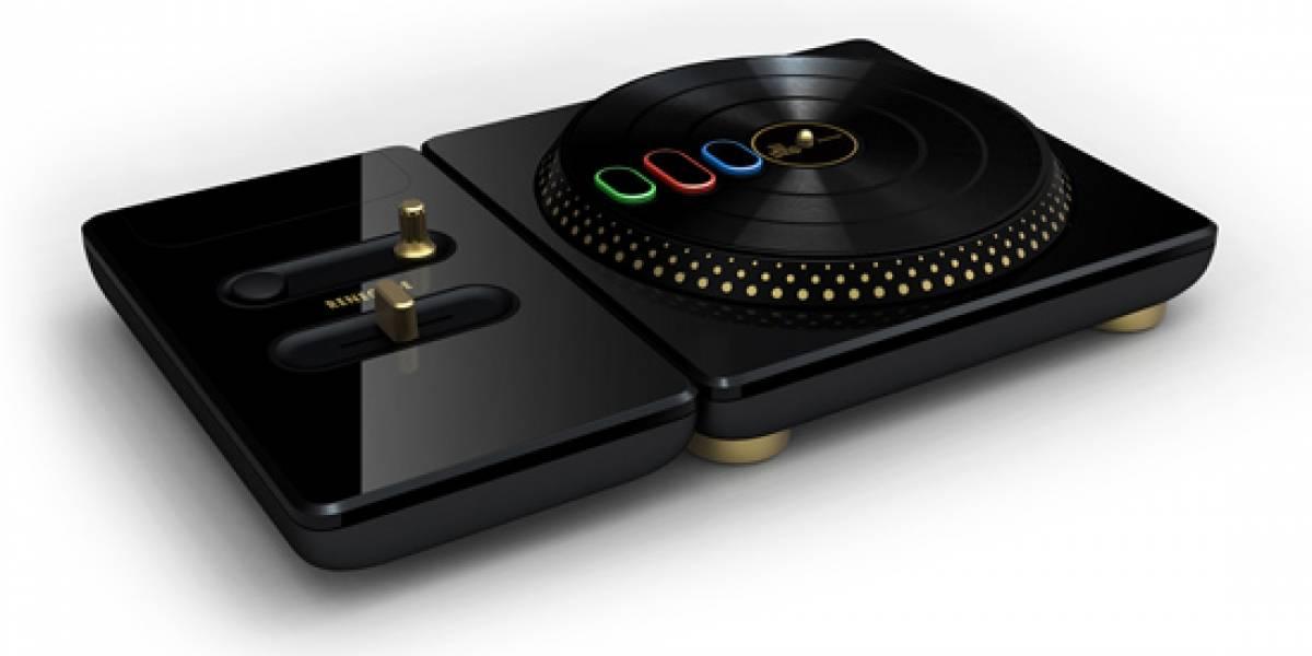 Activision presenta DJ Hero Renegade Edition