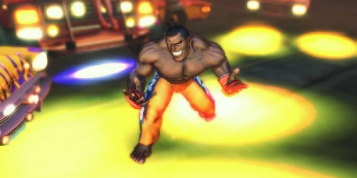 Super Street Fighter IV: imágenes de DeeJay en acción