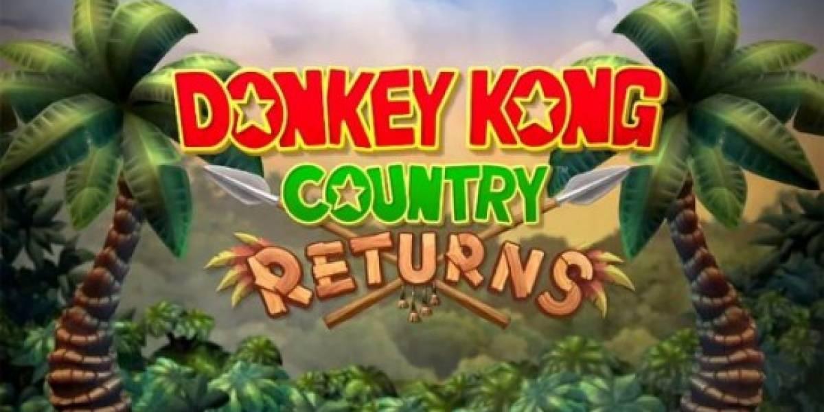 Nintendo le pone fecha a Kirby y Donkey Kong