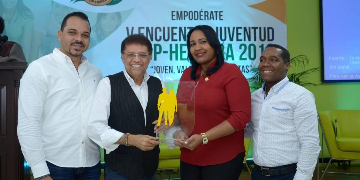 """Domingo Bautista participa en """"Encuentro Juventud Coop-Herrera 2018"""""""