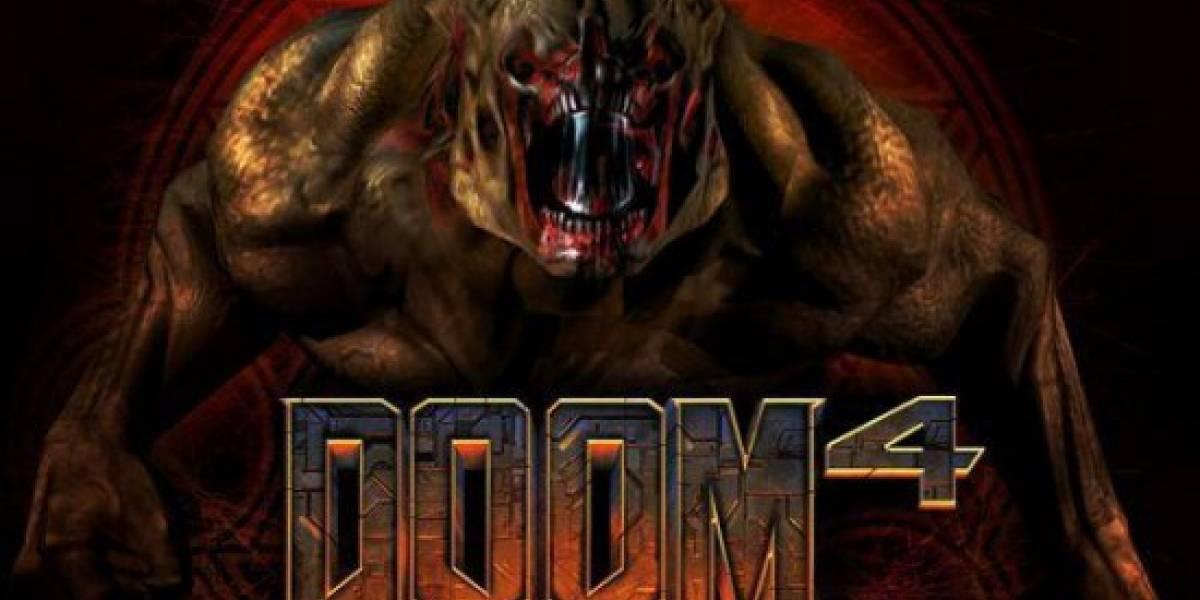 Doom 4 está más cerca de lo que piensan (según Carmack)