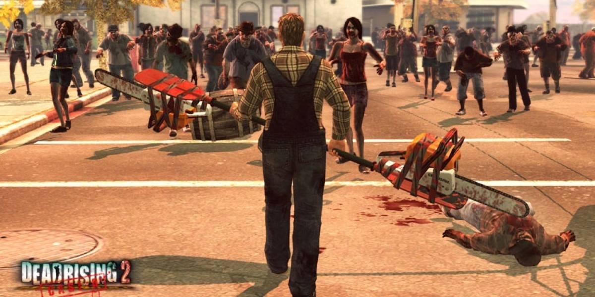 Dead Rising 2: Case Zero es todo un éxito en Xbox Live Arcade