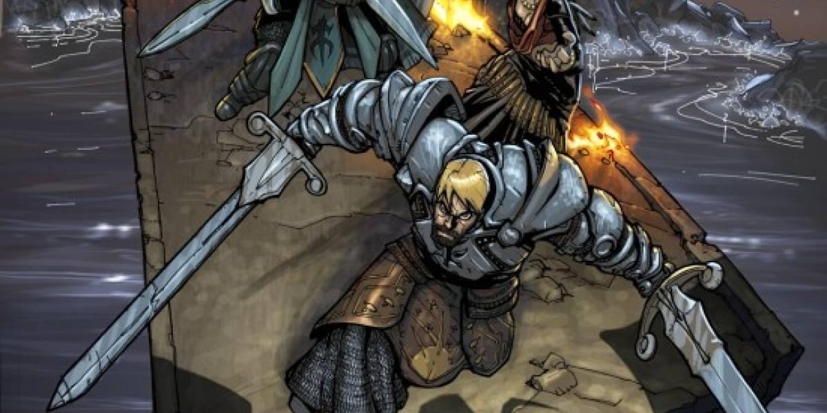 En Marzo podrás leer el cómic de Dragon Age