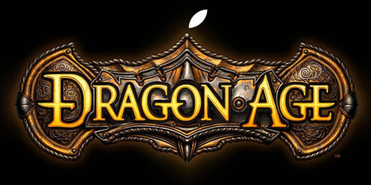 Usuarios de Mac tendrán Dragon Age en sólo una semana más