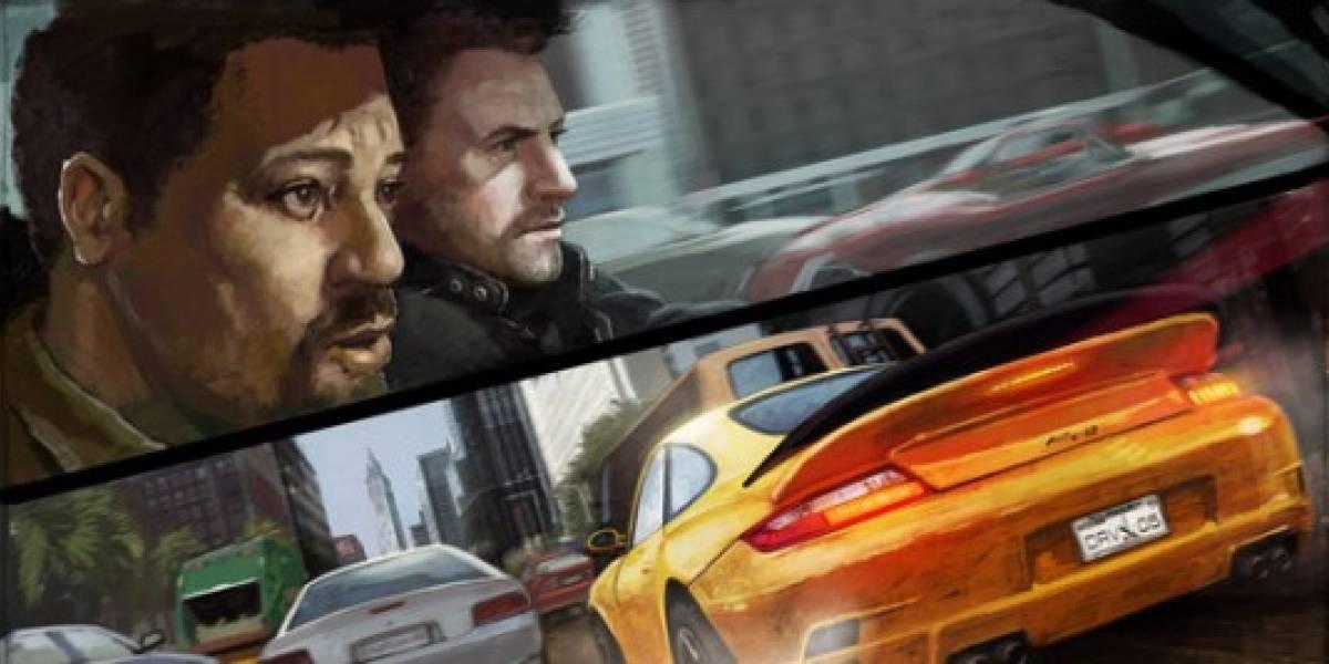 Driver: San Francisco disponible este mismo año [E3 2010]