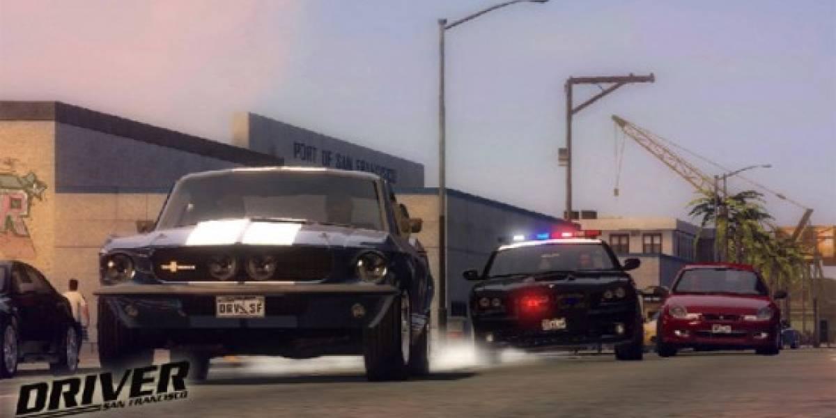 Driver: San Francisco y Lucha Libre AAA se retrasan en su fecha de salida